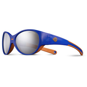 Julbo Kids 3-5Y Puzzle Spectron 3+ Sunglasses Blue/Orange-Gray Flash Silver